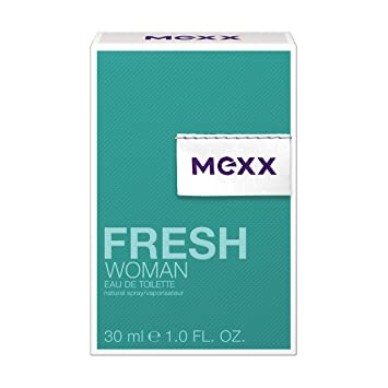 Mexx Fresh Woman Edt Spray 30 Ml Amazoncom Grocery Gourmet Food