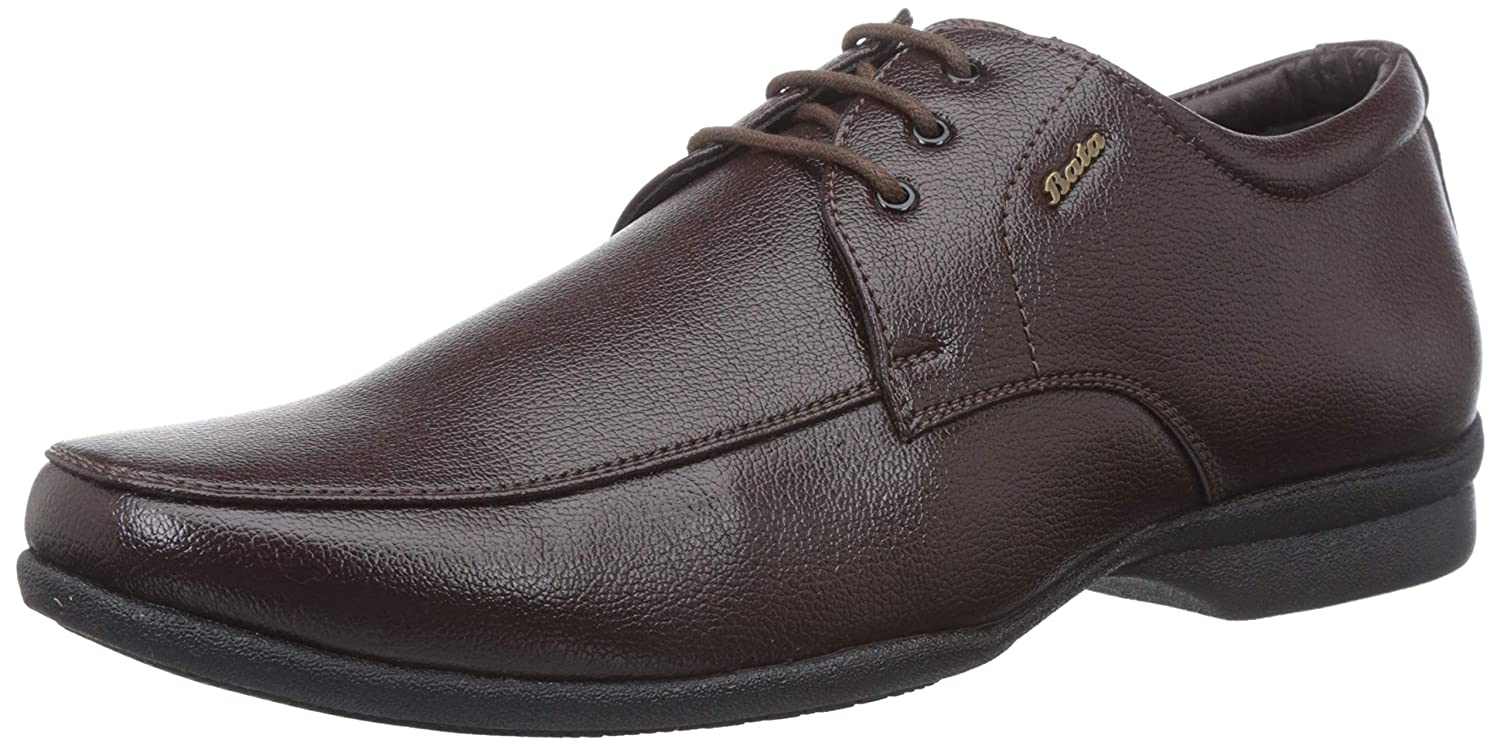 Bata Men's Leather formal shoes under 1000