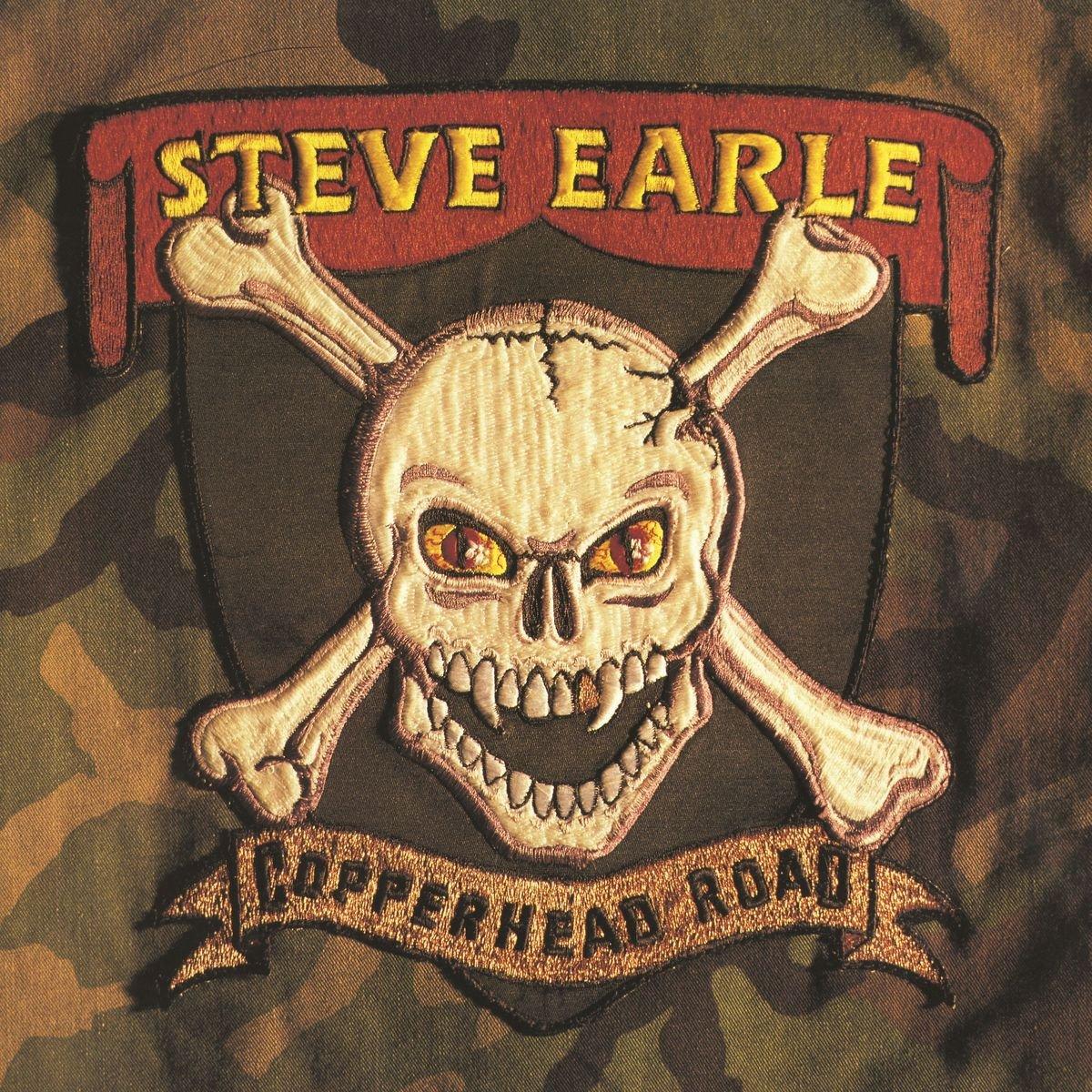 Steve Earle Copperhead Road Lp Amazon Music