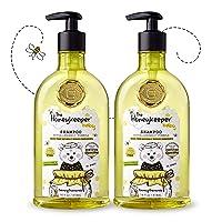 Honeykeeper Calming Chamomile Baby Shampoo (14 Ounces), 2-Pack