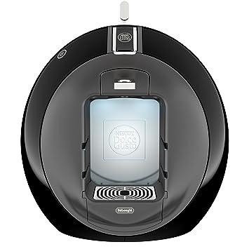 DeLonghi Circolo EDG 600.B Máquina de café en cápsulas 1.3L Negro, Gris