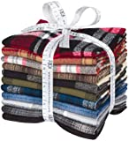Mammoth Flannel New Colors 2019 11 Fat Quarters