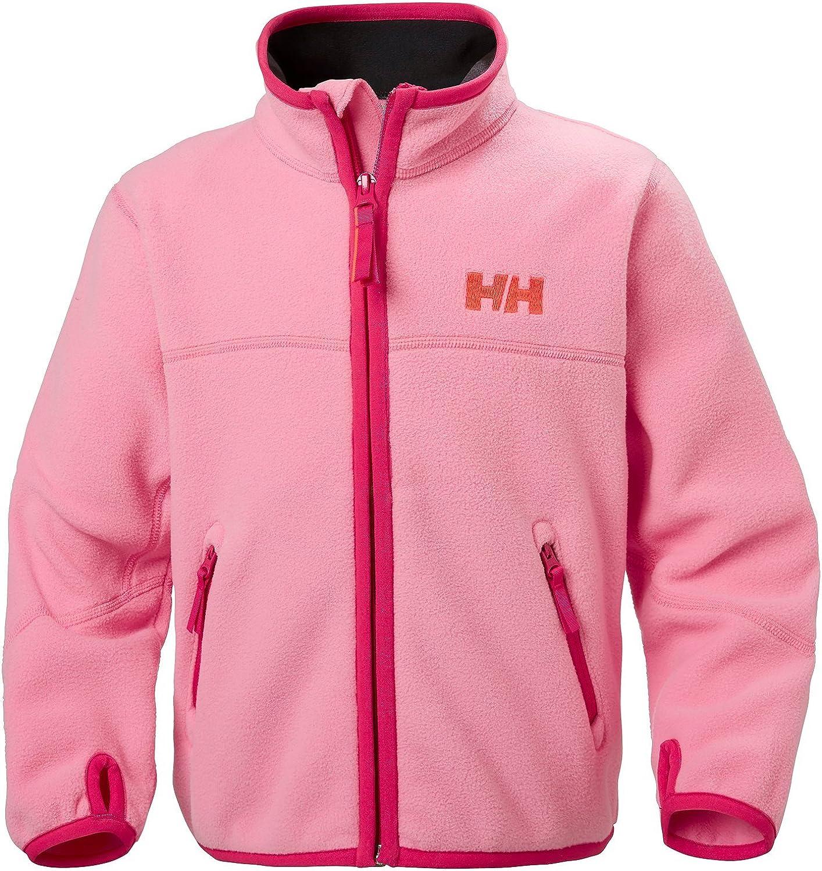 Helly-Hansen Kids /& Baby Daybreaker 2.0 Lightweight Full-zip Fleece Jacket