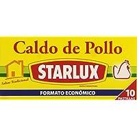 Knorr Starlux Caldo Pastilla De Pollo - 10