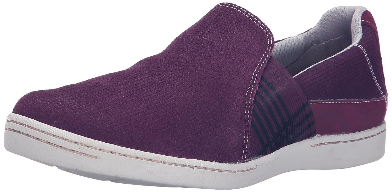 Ahnu Women's Precita Slip On Sneaker B00RMKIG6G 6 B(M) US|Vintage Port