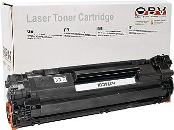 Obv Kompatibler Toner Als Ersatz Für Canon 728 Crg 728 Für Canon I Sensys Mf 4410