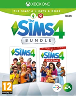 The Sims 4 (Xbox One): Amazon co uk: PC & Video Games