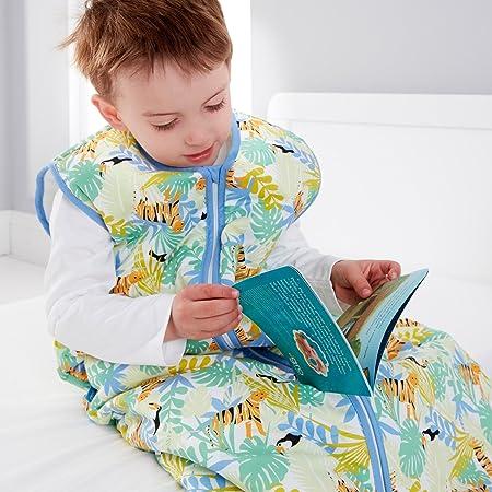 Tommee Tippee GRO Saco de dormir Grobag, 6 – 10 años, 2.5 TOG, Tigro de tigre