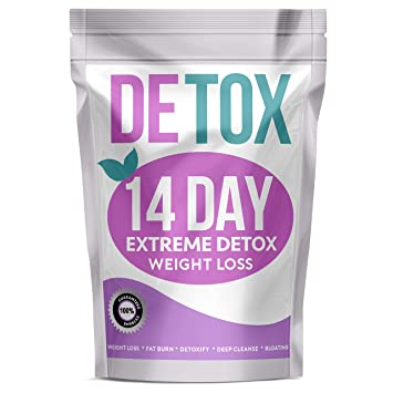 Extreme 14 Day Botanical Tea Compatible With Diet Plans Amazon Co