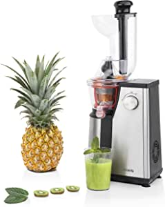 H.Koenig GSX18 - Licuadora para fruta y verdura de prensado en ...