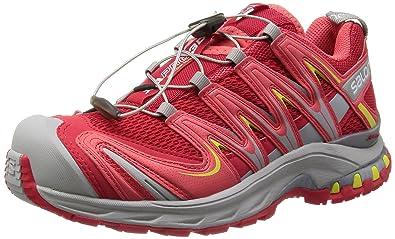 famous brand best website popular stores Salomon XA Pro 3D W, Chaussures de Trail Femme, Rouge (Red), 38 2/3 EU