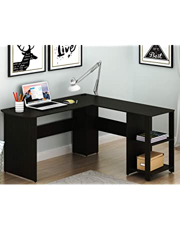 Nice office desks Grey Lshaped Home Office Corner Desk Occupyocorg Home Office Desks Amazoncom