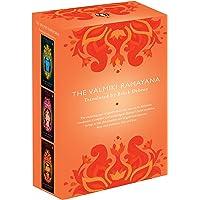 The Valmiki Ramayana Set of 3 Vols