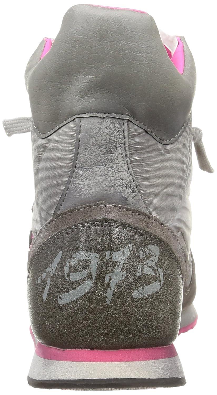 Lotto Tokyo NY Mid W Q843 Damen Sneaker Grau (Opal Gray) Gry/L Gray) (Opal cca175