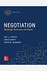 Negotiation: Readings, Exercises, and Cases: Readings, Exercises and Cases Kindle Edition