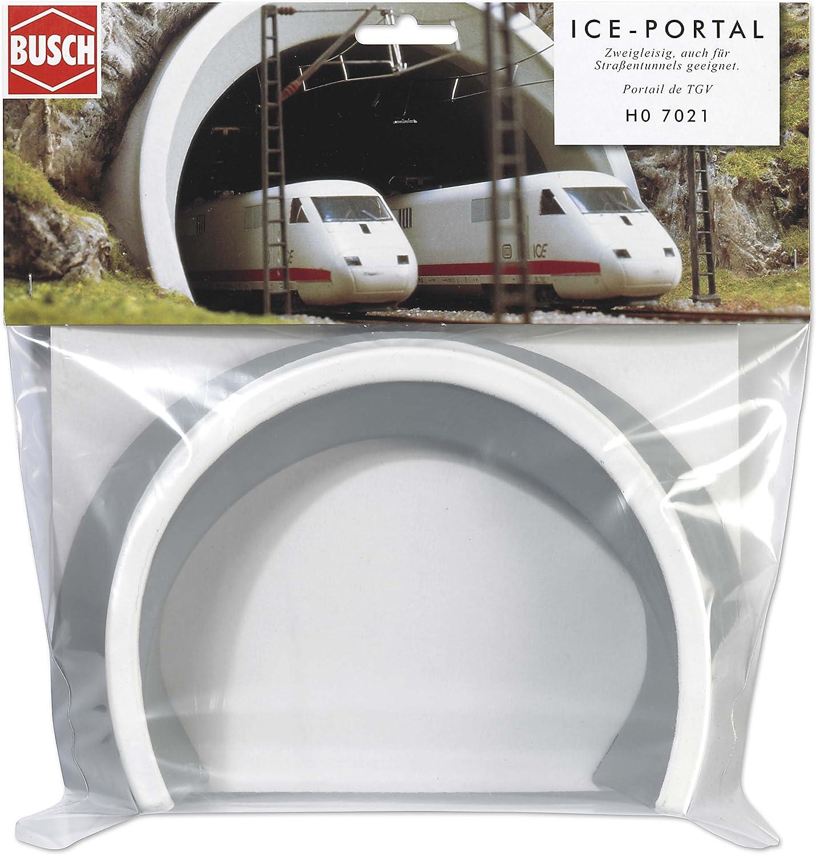 Busch 7021 ICE-Tunnelportal  2 gl H0