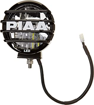 amazon.com: piaa 05572 led driving lamp kit; white; 5 in; lp550; incl. 2  lights; wiring harness; relay; switch; 2 grills; sae compliant;: automotive  amazon.com