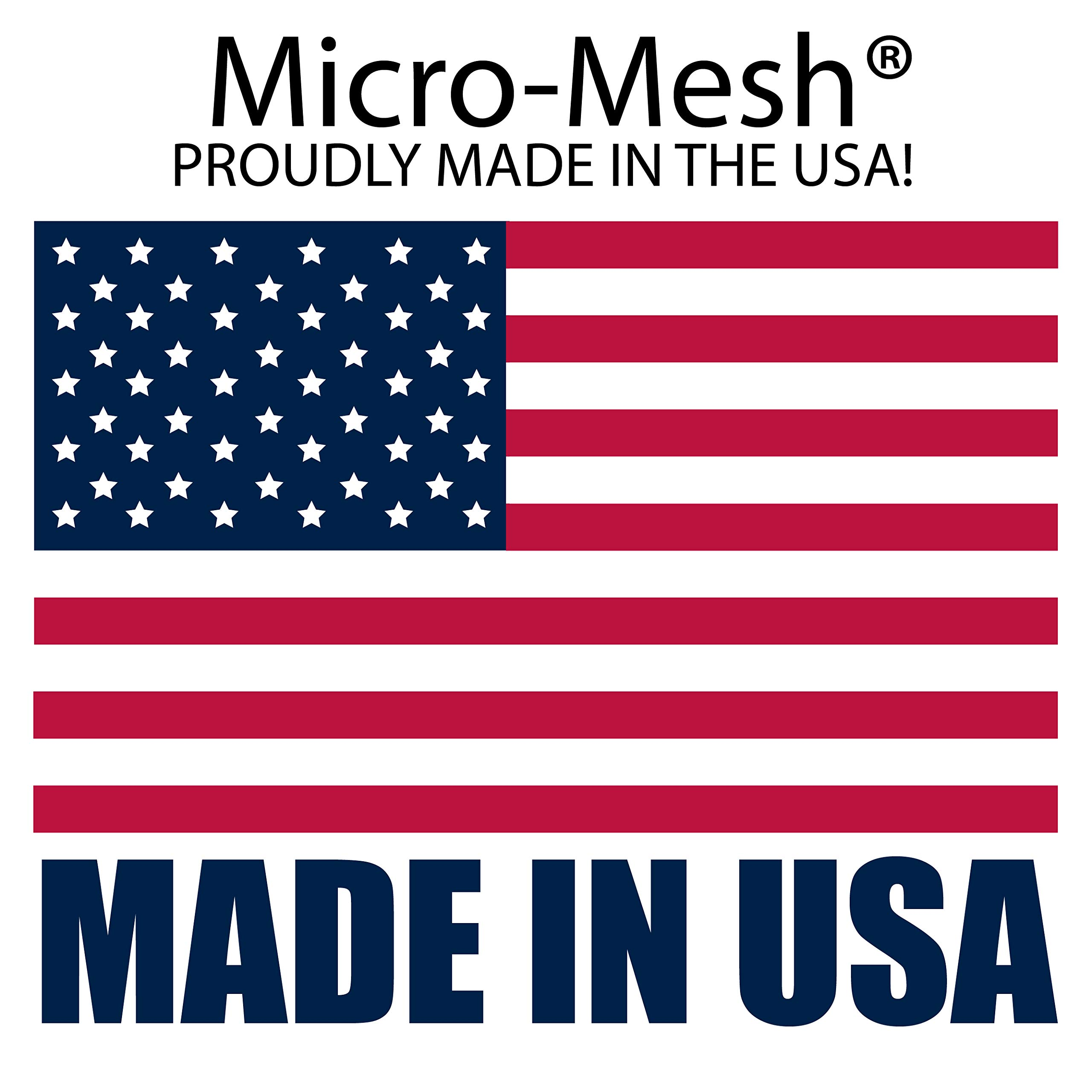 Ideal for Pen /& Bottle Stopper Turning Perfect for Cycle Sanding Acrylic Materials 9 Micro Mesh Pads w//Dispenser 2 inch by 2 inch Micro-Mesh Soft Touch Sanding Pads w//Galvanized Steel Dispenser