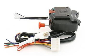 NEW Golf Cart Black Turn Signal Switch Club Car / EZ-GO / Yamaha Polaris Ez Go Wiring Harness Diagram on