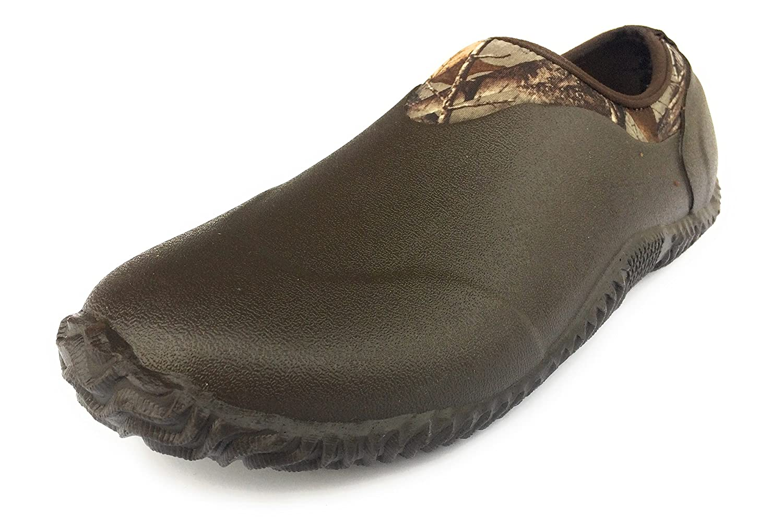 Amazon.com | Habit Mens Garden Shoes Realtree Xtra Camo Waterproof ...