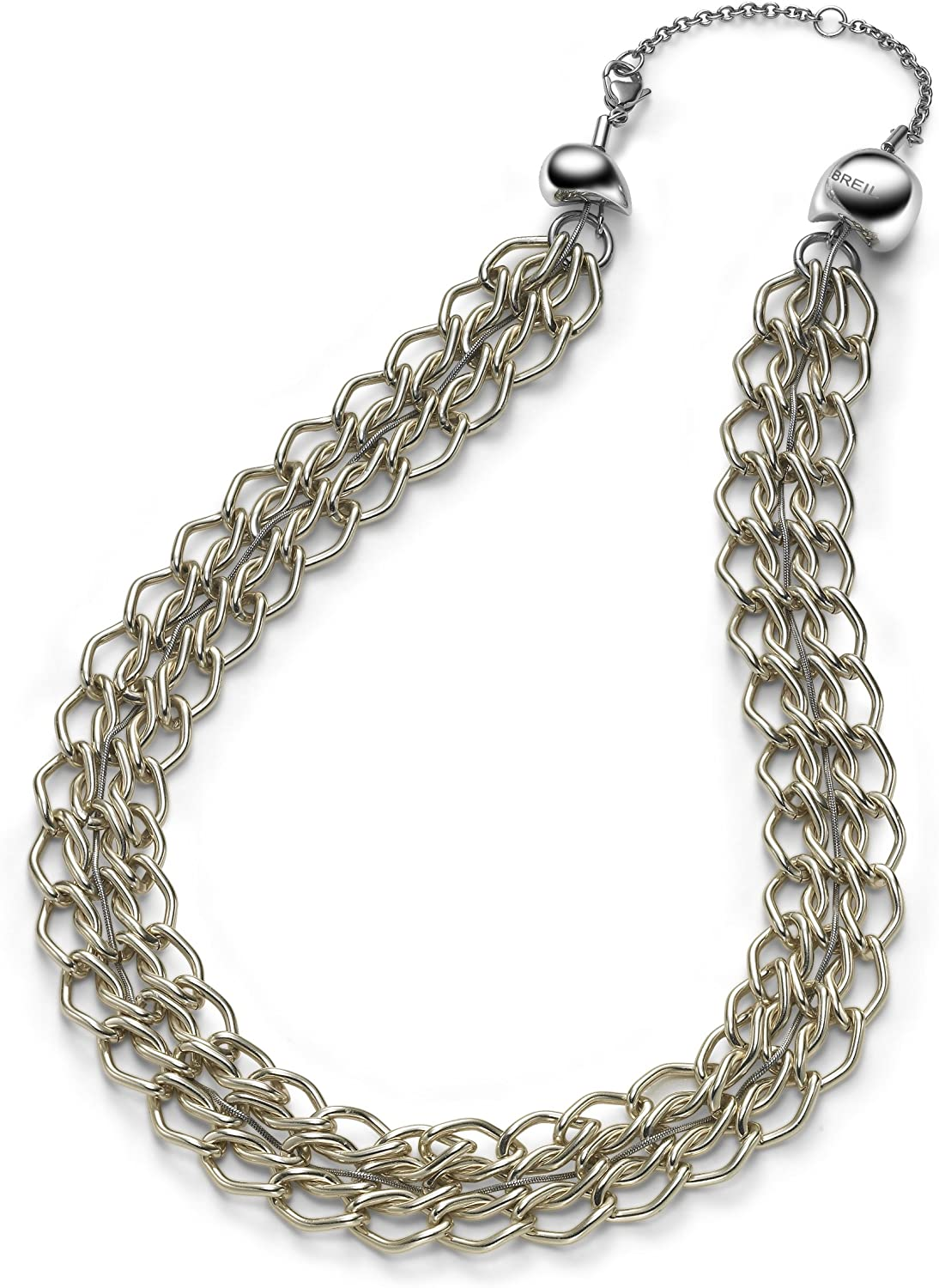 BREIL TJ1361 Stainless Steel Woman Necklace