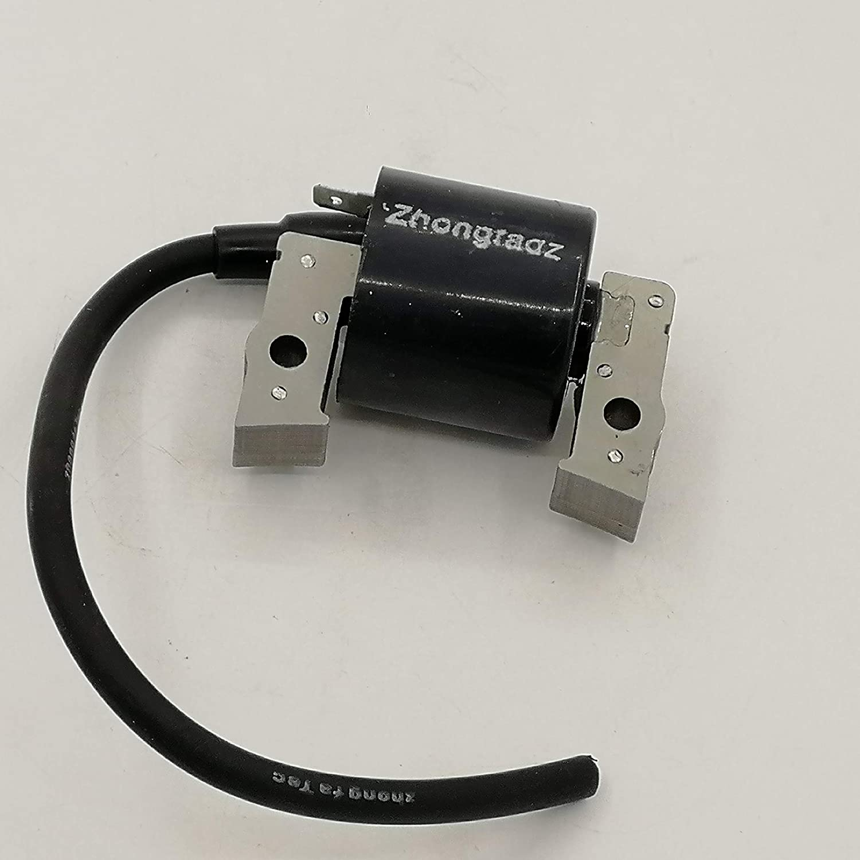 shiosheng Ignition Coil Electronic Magneto Armature for John Deere AM101065 AM121830 Kawasaki FB460V FC400V FC420V Engine Kawasaki 211212008 21121-2008 Filfeel Engines Lawn Mover Parts