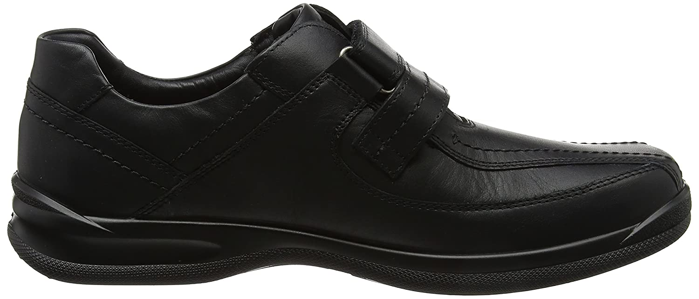 Hotter Medway, Zapatillas para Hombre, Black (Black), 41 EU