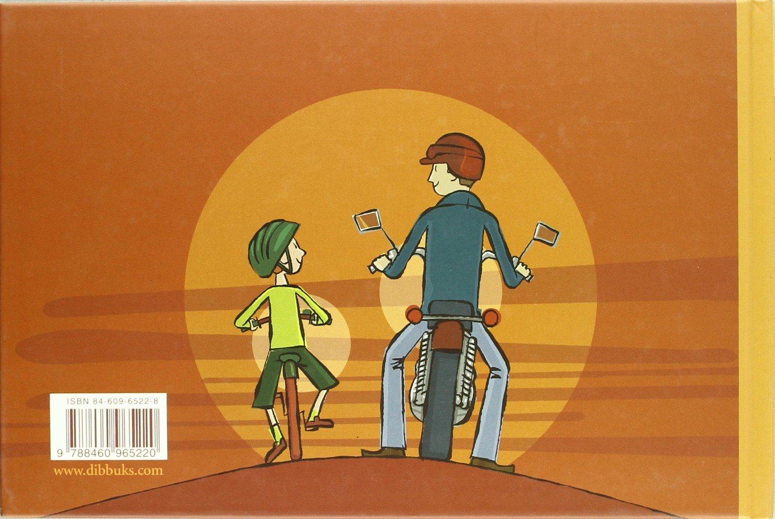 La moto de papá (Spanish Edition): Ricardo Esteban: 9788460965220: Amazon.com: Books