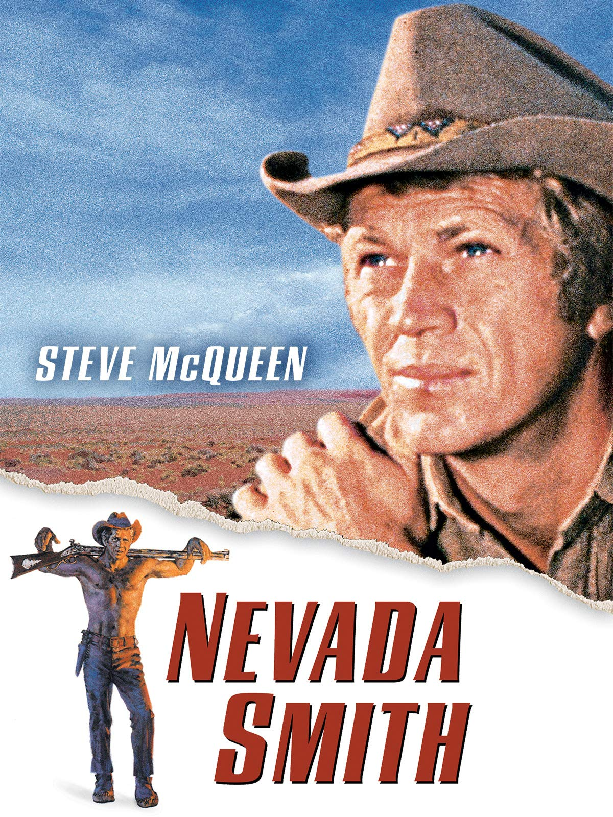 Watch Nevada Smith Prime Video