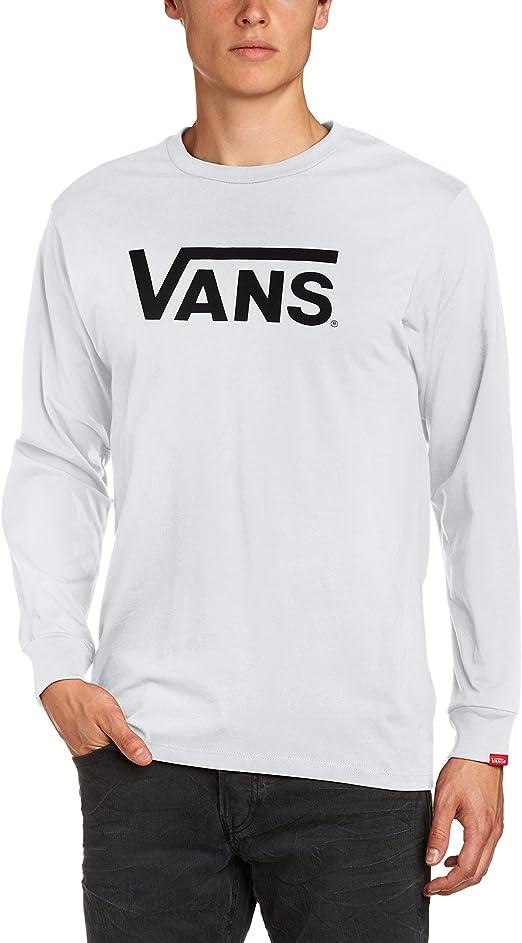 Vans Classic - Camiseta Hombre: Amazon.es: Ropa y accesorios