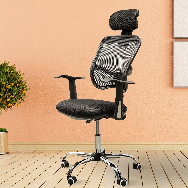Chaise bureau pivotant inclinable tte rglable fauteuil