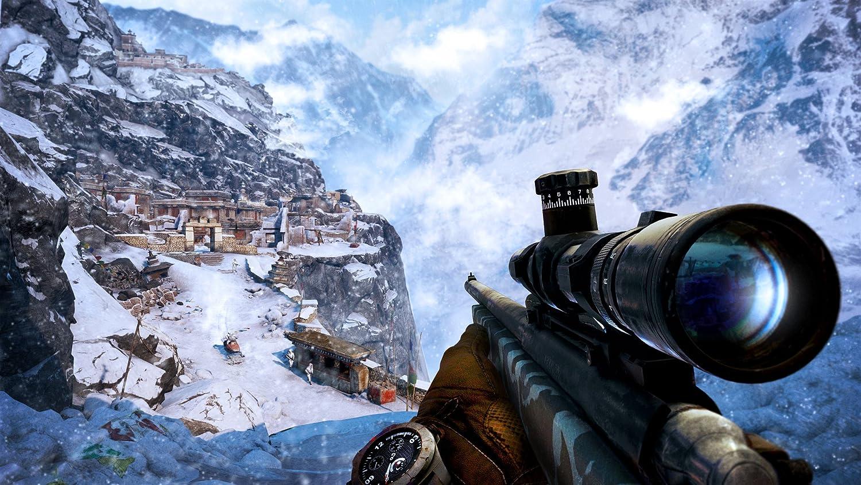 Amazoncom Far Cry Kyrat Edition Xbox Video Games - Far cry 4 world map blank