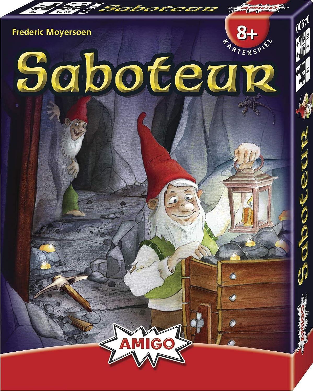 Amigo 4900 Saboteur Game Amazon Toys Games