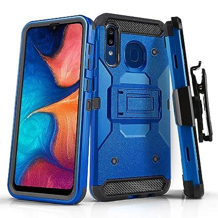 Amazon.com: Carcasa para Samsung Galaxy A20, Galaxy A30 y ...