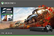 Console Xbox One X  1TB - Forza Horizon 4 + token digital Forza Horizon 4 LEGO® Speed Champions