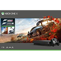 Xbox One X Forza Horizon 4 + Jogo Gears of War 4