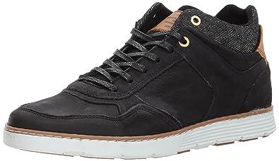 Steve Madden Men's Baloo Sneaker, Black, ...
