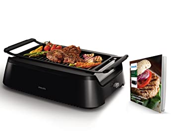 Philips Avance Collection HD6371/90 - Barbacoa (1660 W ...