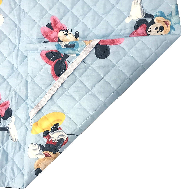 Convient pour La Maternelle Et Les Jours F/éri/és Panini Tessuti Pochette Tissu- Pochon Tissu Sac en Tissu avec Cordon pour Enfants Sac /À V/êtements- 46/x 60/cm