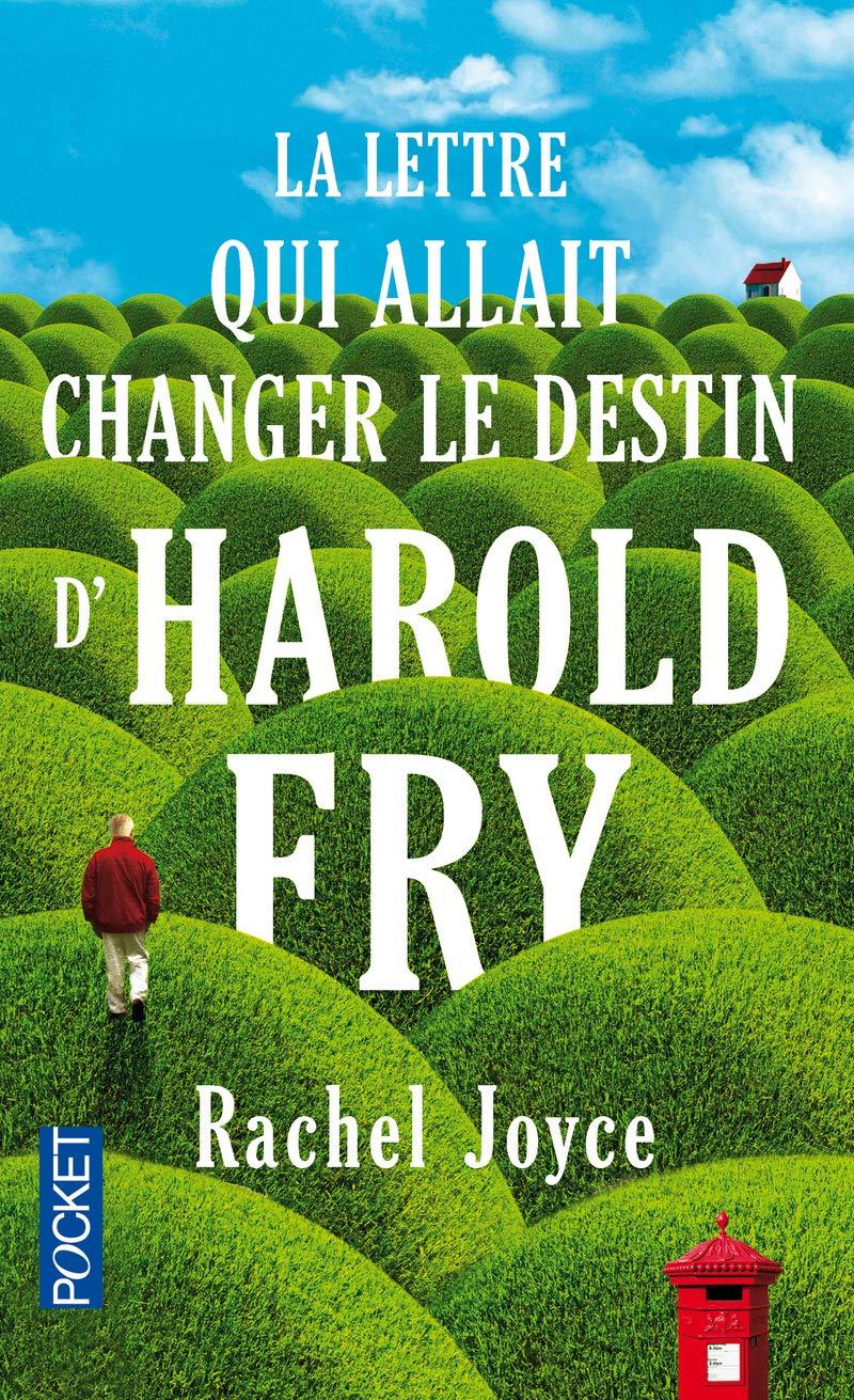 """Résultat de recherche d'images pour """"La lettre qui allait changer le destin d'Harold Fry"""""""