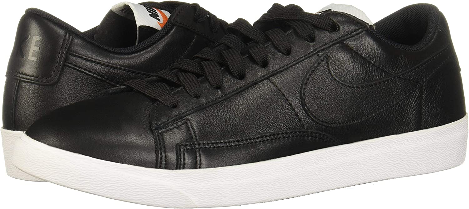 nike leather sneakers womens