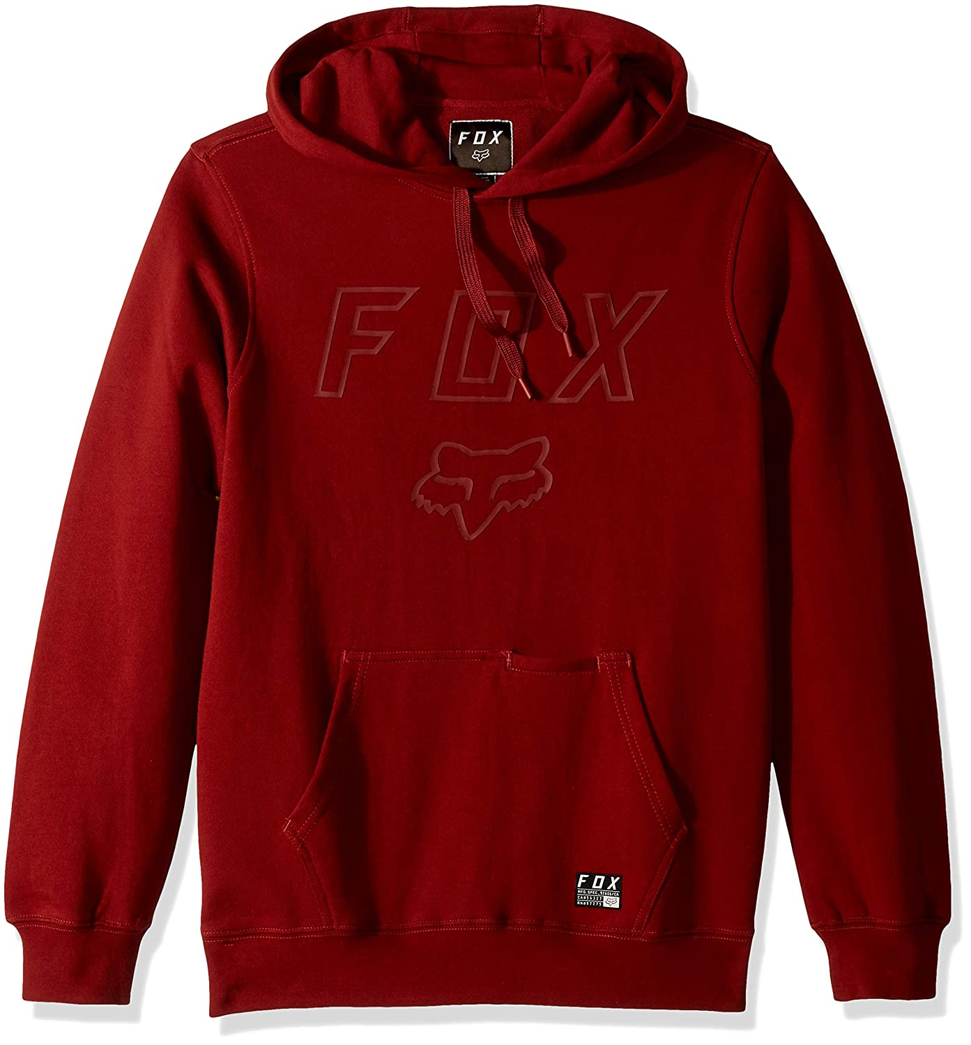 Fox Mens Tracer Pullover Fleece