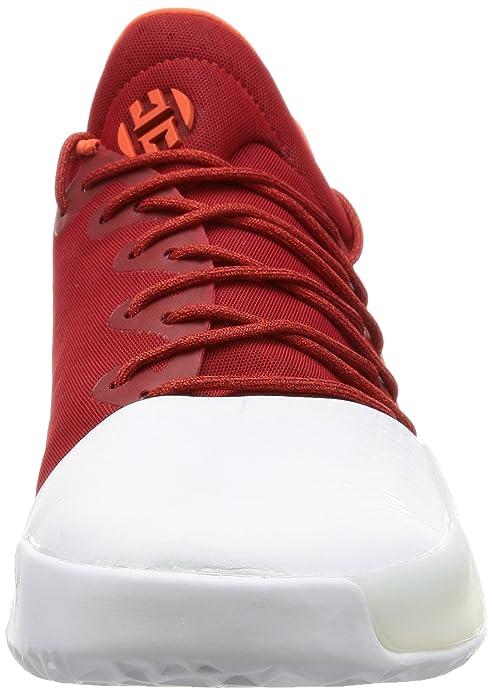 adidas Harden Vol. 1–Chaussures de Basketball pour Homme, Noir–(negbas/escarl/Ftwbla) 511/3