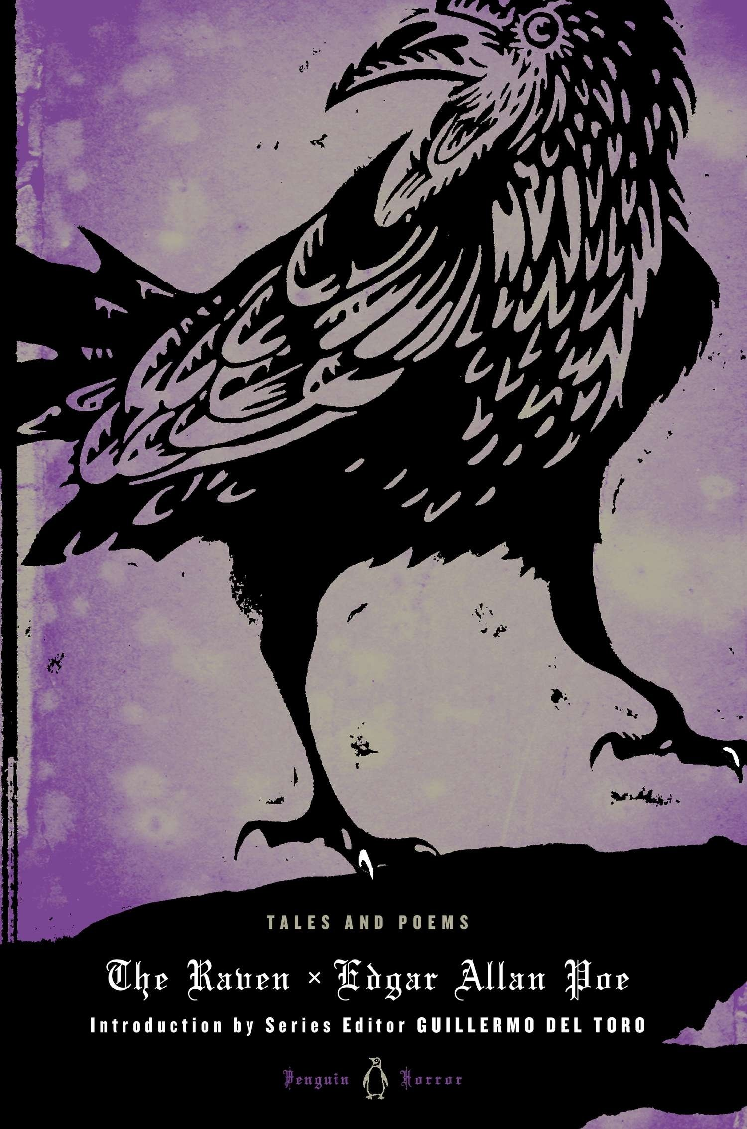 Souvent The Raven: Tales and Poems (Penguin Horror): Edgar Allan Poe  NV26