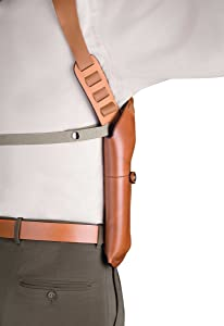 Bianchi X15 Shoulder Holster - Tan
