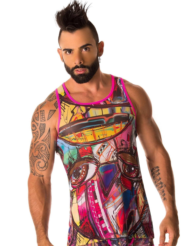 JOR Mens Tank Top 0196 Picasso