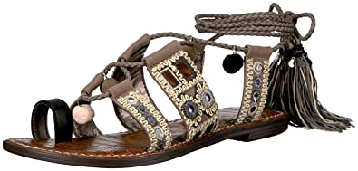 Gretchen Gladiator Edelman Women's Sandal Sam cRq34jAL5