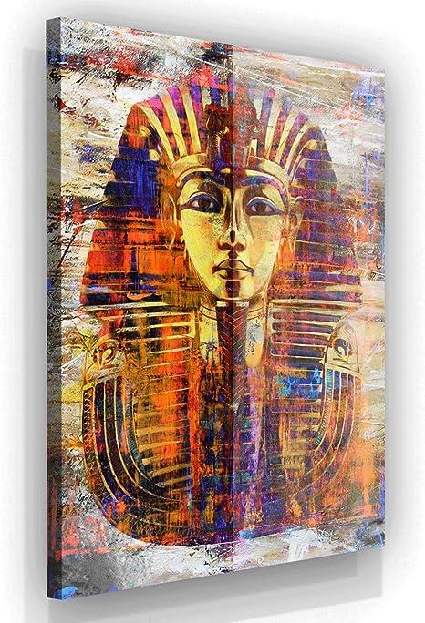 Ancient  Egyptian Anubis Tut Wall Plaque Antique Finish
