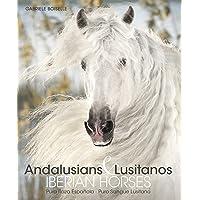ANDALUSIANS & LUSITANOS IBERIAN HORSES (Spectacular Places)