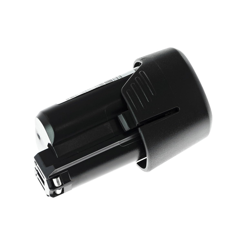 Green Cell/® 2607336333 Pack Batterie pour Bosch Outils Sans Fil Li-Ion 2Ah 10.8V